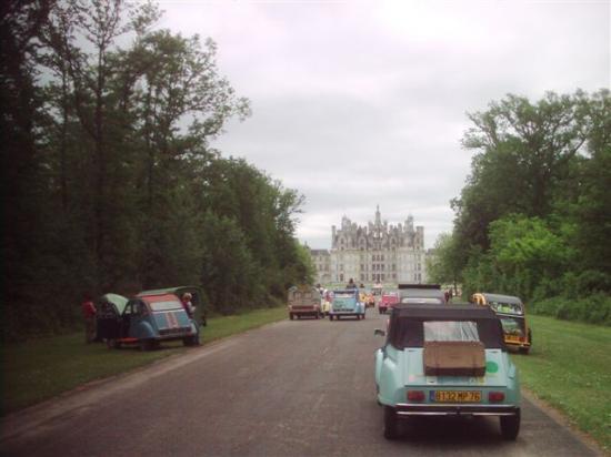 La vie de Château en 2CV