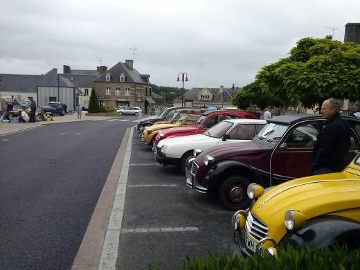 Citroën des Vikings